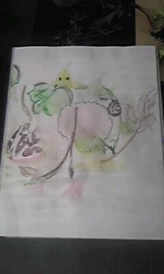 9月のお絵描き教室