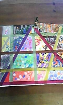 12月のお絵描き教室を開きました。